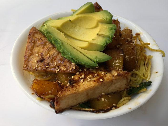 $9 Aloha Bowl (vegan)