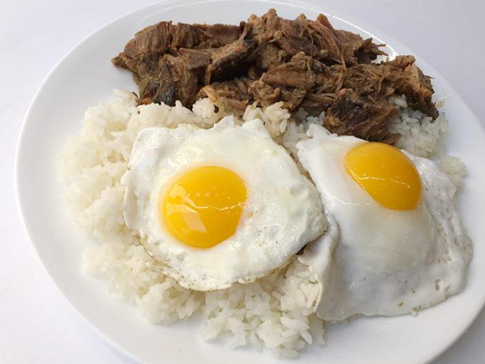 $9 Gogi Breakfast