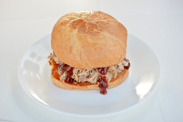 $7 Pulled Pork Sandwich