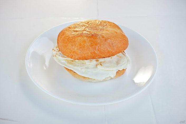 $6 Fried Egg Sandwich