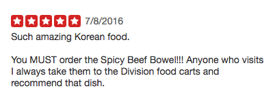 portland food cart reviews